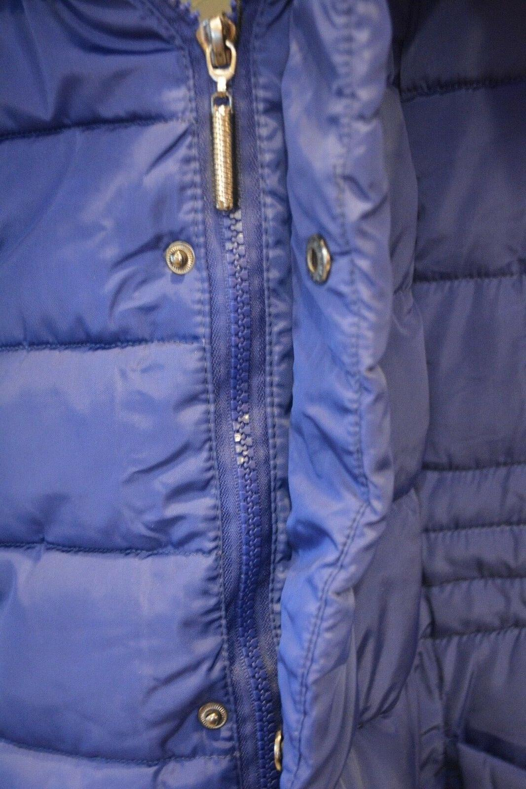Womens Winter Parka Pretty Blue New and Top Quality