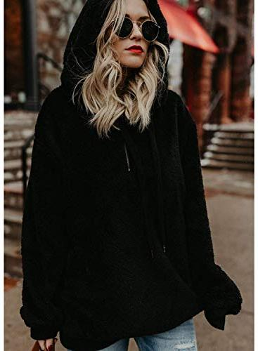 Beautife Fashion Hoodies Casual Oversized Loose Pullover Pockets