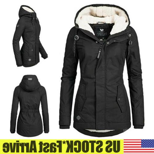 womens fur lined jacket coats ladies outerwear