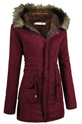Beyove Womens Hooded Warm Winter Parkas