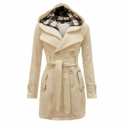 Women Trench Jacket