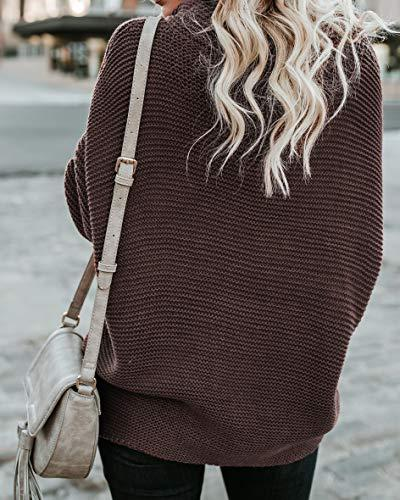 Beautife Oversized Sweaters High Sleeve Pullover Tops