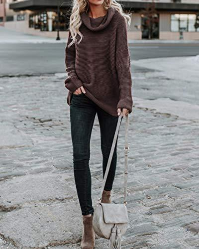 Beautife Oversized Sweaters High