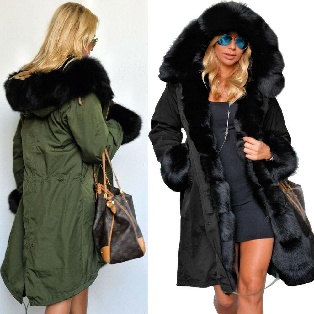Roiii Womens Winter Thick Jackets