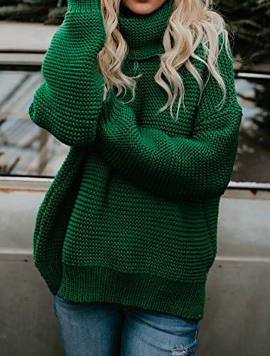 Beautife Sleeve Knit Pullover Sweaters