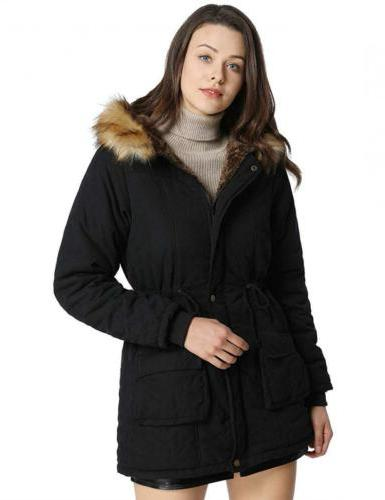 iLoveSIA Womens Parkas Lined