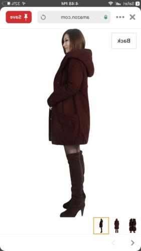 Women's Coat Outerwear Minibee Hoodie With Pockets