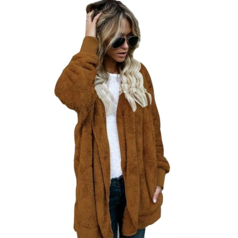 Winter Coats Cardigan Sweater Outwear Tops