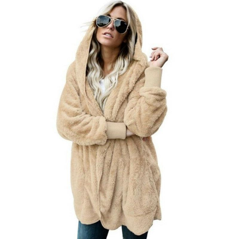 Winter Women Coats Sweater Long Tops