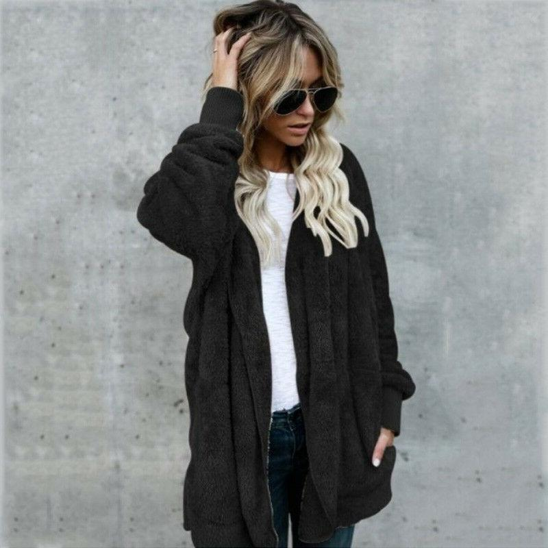 Hooded Coat Sweater
