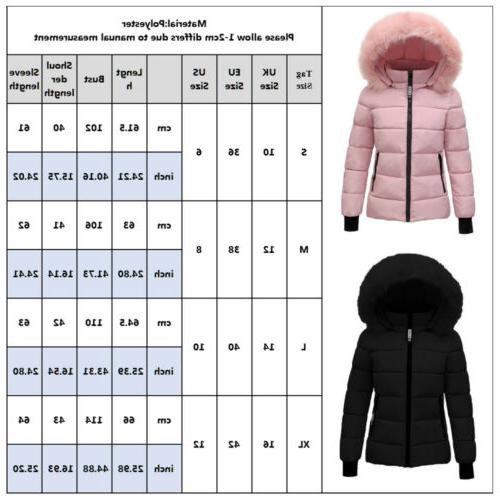US Winter Quilted Outwear