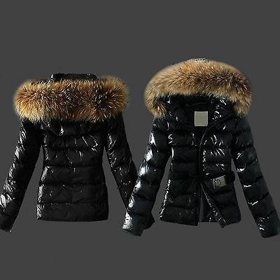 US Winter Warm Quilted Bubble Outwear
