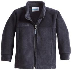 Columbia Little Boys' Steens Mt II Fleece Jacket, Charcoal H