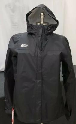 The North Face Men Black Hy-Vent Windbreaker Winter Ski Coat