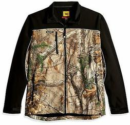 Caterpillar Men's Big and Tall & Soft Shell Jacket - Cho