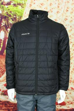 Columbia Men's Crested Butte II Omni-Heat Jacket Black US Si