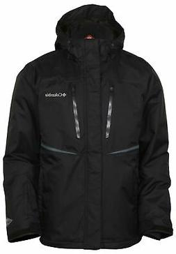 Columbia Men's Frozen Granular Winter Snow Jacket