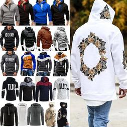 men s winter pullover hoodie warm hooded