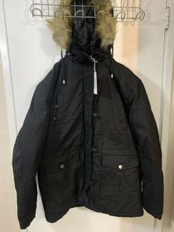 new men s winter parka coat warm