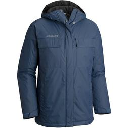 "New Mens Columbia ""Ten Falls"" Insulated Waterproof Hooded Wi"