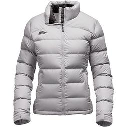 The North Face Women's Nuptse 2 Jacket Lunar Ice Grey Size S
