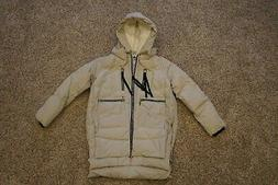 NWOT WOMEN'S OROLAY THICKENED DOWN JACKET COAT PARKA Size S