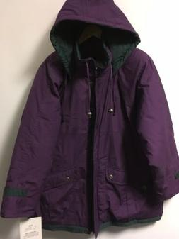NWT Women's Vintage 80's CURRENT SEEN Lined Heavy Winter Coa