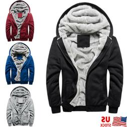 plus size men s winter hooded coat