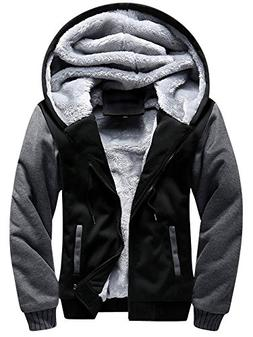 pullover winter fleece hoodie jackets