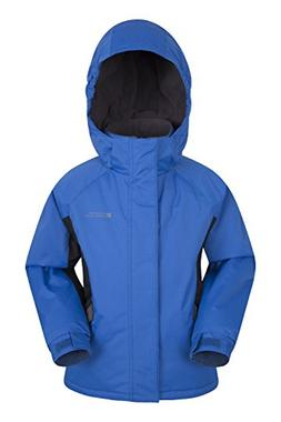 Mountain Warehouse Raptor Kids Snow Jacket - Snow Proof & Fl