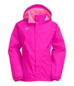 The North Face Kids Girl's Resolve Reflective Jacket  Lumino