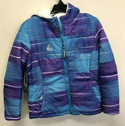 Gerry Reversible Winter Coat Multicolor/White Women's New L1
