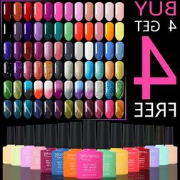 soak off color gel nail polish 110