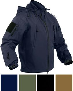 Soft Shell Concealed Carry Jacket CCW Ambidextrous Tactical