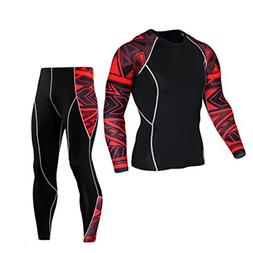 haoricu Men Sport Suit, Clearance Man Fitness Sports Gym Pan