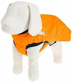 Hurtta Summit Parka Dog Winter Coat Orange 16 in