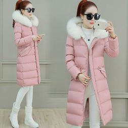thick warm women winter coat outwear jacket