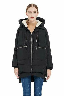 Cherrygogo Women's Thickened Down Jacket