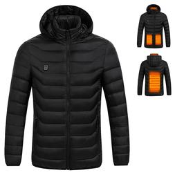 VENUSTAS Soft Heated Jacket Lightweight and Water Resistant(