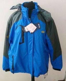 Wantdo Men's Winter Coat  XL
