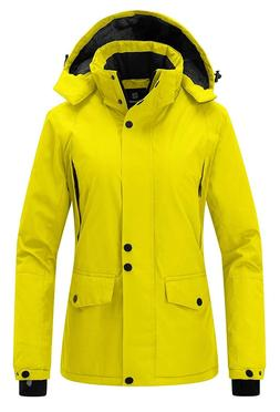 wantdo women s mountain rain jacket windproof