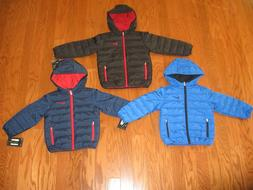 Nike Watewolf Puffer Winter Hoodie  Coat BOYS SIZE 2T/3T/4T/