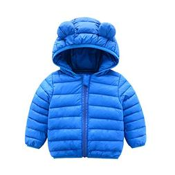 winter coats for kids with hoods padded