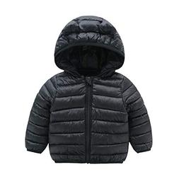 CECORC Winter Coats for Kids with Hoods  Light Puffer Jacket