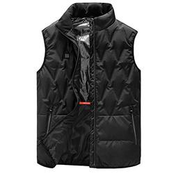 Tomorrow Sun Shine Winter Heated Vest Warm Electric Heated C