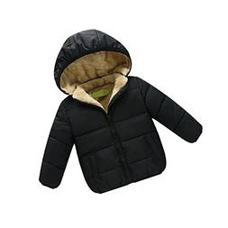 Pannow Baby Boys Girls Winter Puffer Coat Jacket with Hooded