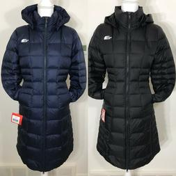 The North Face Women's Metropolis Parka 2 Down Coat TNF Blac