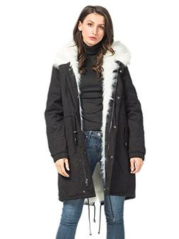 CHOiES record your inspired fashion Women's White Winter Thi