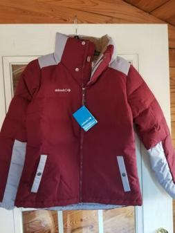 Women's Columbia Winter Challenger Coat Size Medium