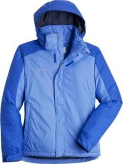 Columbia Women Winter Insulated Hooded Omni-Shield  Jacket C